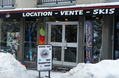 location skis mont dore